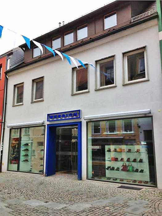sports shoes a8afc c1751 WERDICH | WERDICH – DAS SCHUHHAUS in Kaufbeuren
