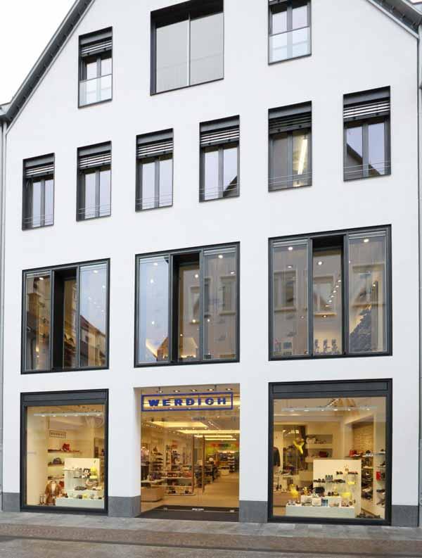Schuhhaus Werdich Kaufbeuren in Kaufbeuren