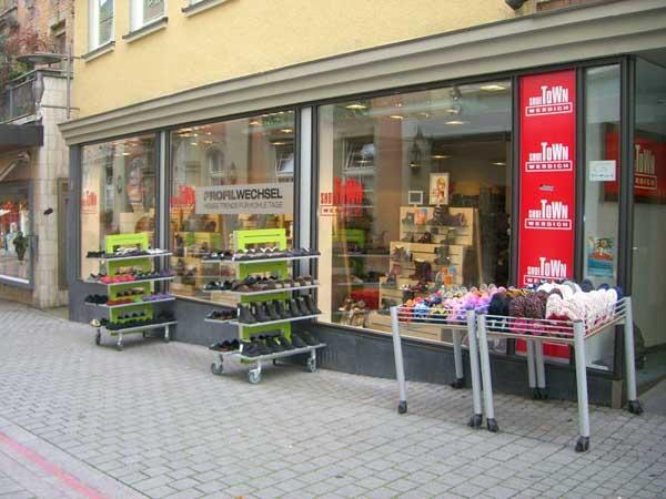 Shoetown in Esslingen