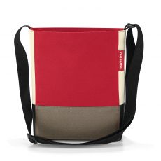 REISENTHEL, SHOULDERBAG S, ROT