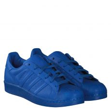 ADIDAS, SUPERSTAR FULL TONAL, BLAU