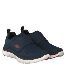 SKECHERS, AIR COOLED, BLAU