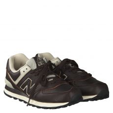 NEW BALANCE, ML574LUA, BRAUN