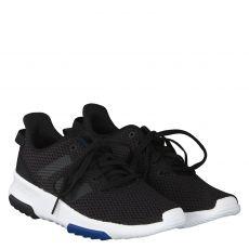 Adidas, Cf Racer Tr, Sportschuh in schwarz für Mädchen