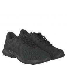 Nike, Revolution 4, Textil-Sportschuh in schwarz für Damen