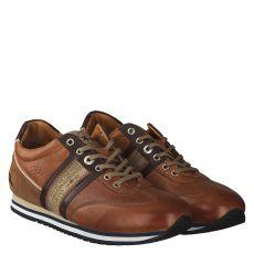 La Martina Glattleder-Schuh für Individualistenfür in braun Herren