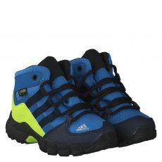 Adidas, Terrex Mid Gtx I, Textil-Wanderschuh in blau für Jungen