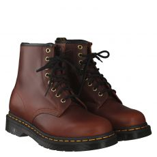 DR.MARTENS, 1460 8 EYE BOOT, BRAUN