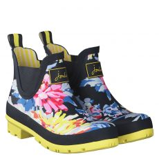 JOULES, NAVY WHISTABLE FLORA, BLAU
