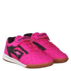 Kangaroos, Power Comb Ev, Textil-Sportschuh in pink für Mädchen