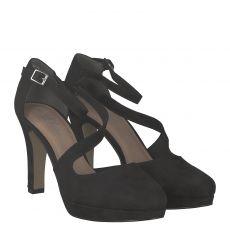 S.oliver Schuhe Pumps in schwarz für Damen