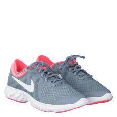Nike, Revolution 4 (gs), Sportschuh in grau für Mädchen