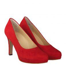 Paul Green, 2834, Pumps in rot für Damen