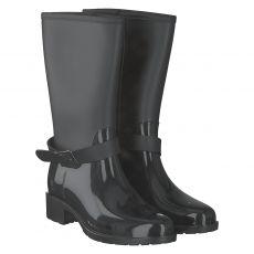 Lieblingspaar Regenstiefel in schwarz für Damen