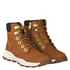 Timberland, Brooklyn Sneaker Boo, Stiefel in braun für Jungen
