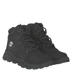 Timberland, Brooklyn Hiker, Stiefel in schwarz für Jungen