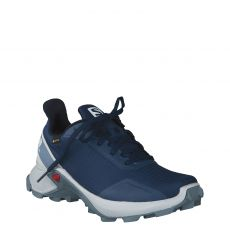 SALOMON, ALPHACROSS GTX, BLAU