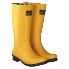 JOULES, ROLL UP WELLY, GELB