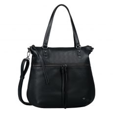 Tom Tailor, Tanya Shopper, Tasche in schwarz