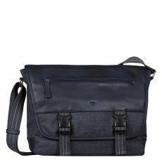 Tom Tailor, Blake Herren, Tasche in blau