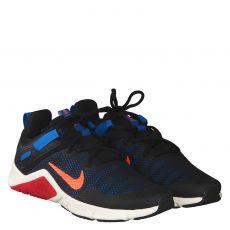 Nike, Legend, sportiver Schnürer in schwarz für Herren