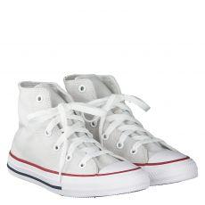 Converse, All Star Hi, Textil-Halbschuh in grau für Mädchen