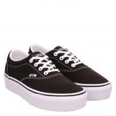 Vans, Doheny Platform, Sneaker in schwarz für Damen