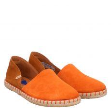 Verbenas, Carmen, Slipper in orange für Damen