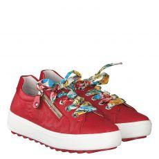 Remonte Sneaker in rot für Damen