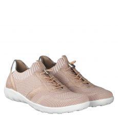 Remonte, Rot, Sneaker in rosé für Damen