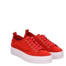 Sailer, Hay/r, Sneaker in rot für Damen