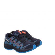 Salomon, Xa Pro3 D, Halbschuh in blau für Jungen