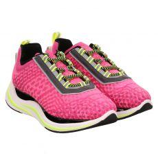 Arkistar, Rot, Sneaker in pink für Damen