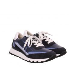 Paul Green, 4954, Sneaker in blau für Damen