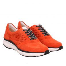 Hassia, Monaco, Sneaker in rot für Damen
