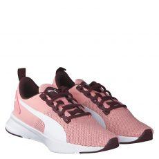 Puma, Flyer Runner Jr, Textil-Halbschuh in rosé für Mädchen