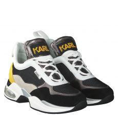 Karl Lagerfeld, Ventura Lazare Mid, Sneaker in schwarz für Damen