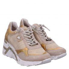 Cetti Sneaker in beige für Damen