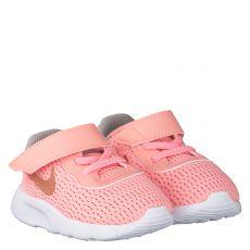 Nike, Tanjun (td) Toddler Girls, Textil-Sportschuh in rot für Mädchen