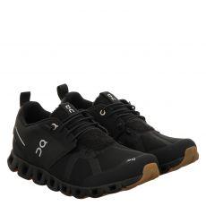 On, Cloud Terry, Textil-Sportschuh in schwarz für Herren