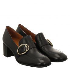 Paul Green, 0067-2656-017, Slipper in schwarz für Damen
