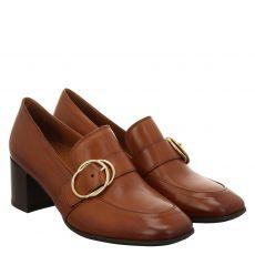 Paul Green, 0067-2656-027, Slipper in braun für Damen