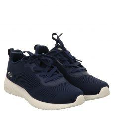 Skechers, Bobs Squad - Tough Talk, Sneaker in blau für Damen