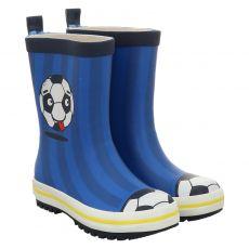 Maximo Regenstiefel in blau für Jungen