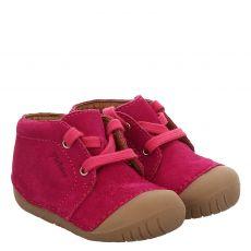 Richter, Rot, Lauflernschuh in pink für Mädchen