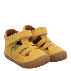 Richter Lauflernschuh in gelb für Mädchen