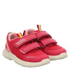 Superfit, Rot, Halbschuh in pink für Mädchen