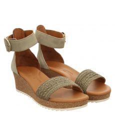 Paul Green Sonstige-Sandalette in grün für Damen