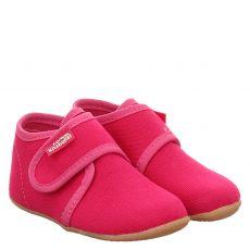 Livingkitzbühel, Sondermodell, Textil-Hausschuh in pink für Mädchen