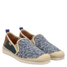Verbenas, Blade, sportiver Textil-Slipper in blau für Herren